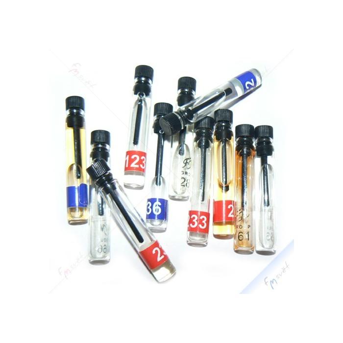 Vzorky parfému