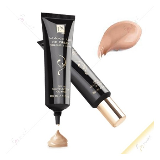 Make-up second Skin foundation NATURAL CREAM - FM FL05