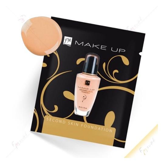 Vzorek make-upu NATURAL CREAM - FM VZFL05