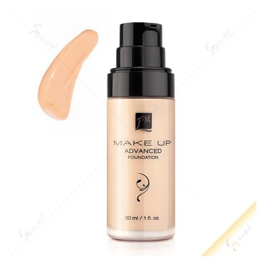 Nadčasový make-up advanced foundation IVORY - FM FL01