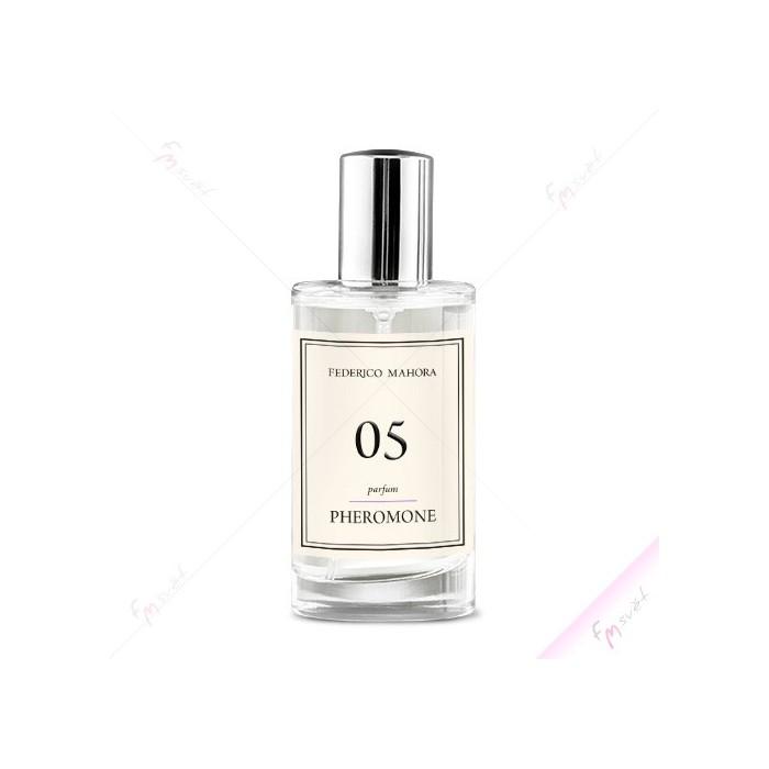FM 05 - Dámský parfém s feromony (Gucci - Rush)