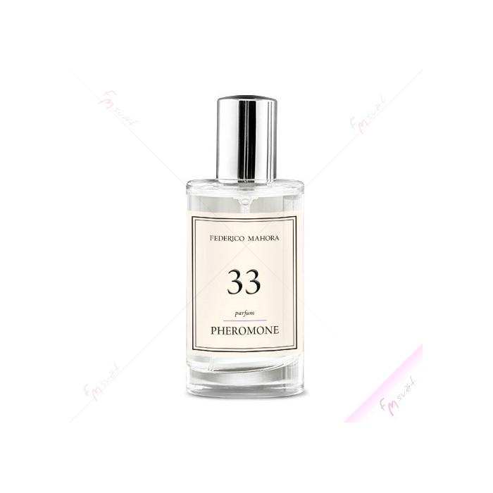 FM 33 - Dámský parfém s feromony (Dolce & Gabbana - Light Blue)