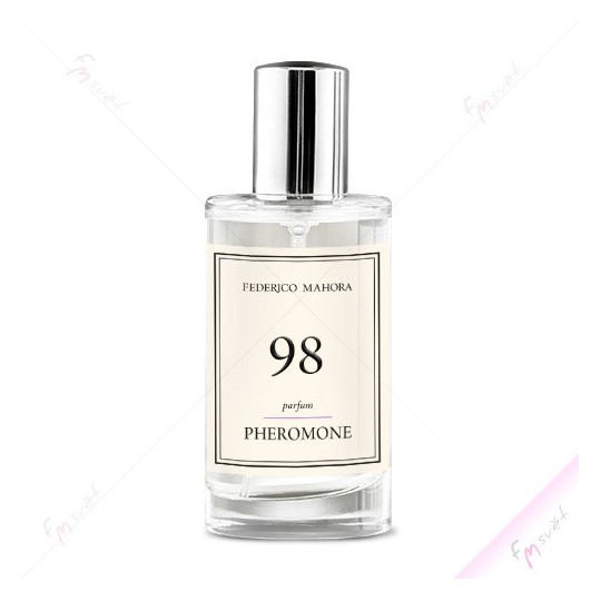 FM 98 - Dámský parfém s feromony (Mexx - Mexx Woman)