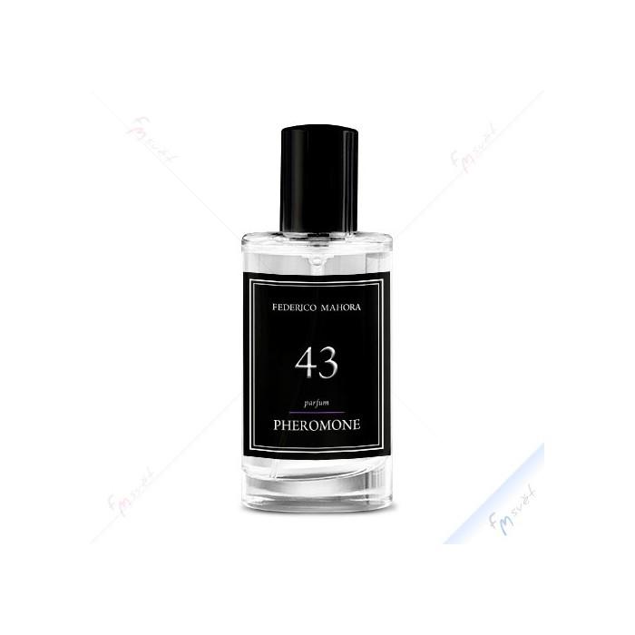 FM 43 - Pánský parfém s feromony (Hugo Boss - Hugo Energise)