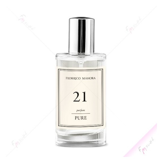 FM 21 - Dámský parfém (Chanel - No.5)