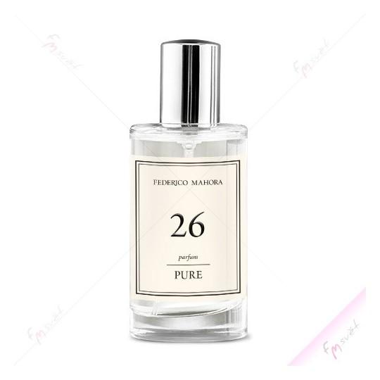 FM 26 - Dámský parfém (Naomi Campbell - Naomi)