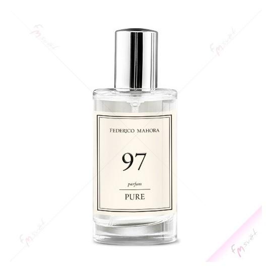 FM 97 - Dámský parfém (Gucci - Gucci Rush 2)