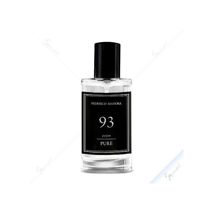 FM 93 - Pánský parfém (Azzaro - Chrome)