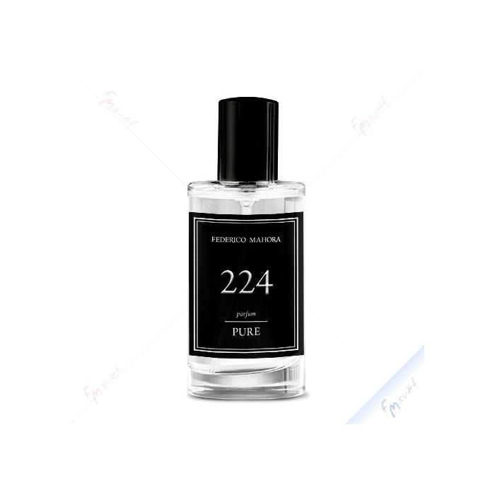 FM 224 - Pánský parfém (Paco Rabanne - Black XS)