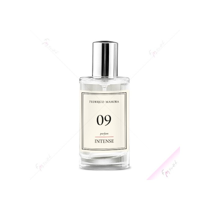 FM 09 - Dámský Parfém Intense (30%) (Naomi Campbell - Neomagic)