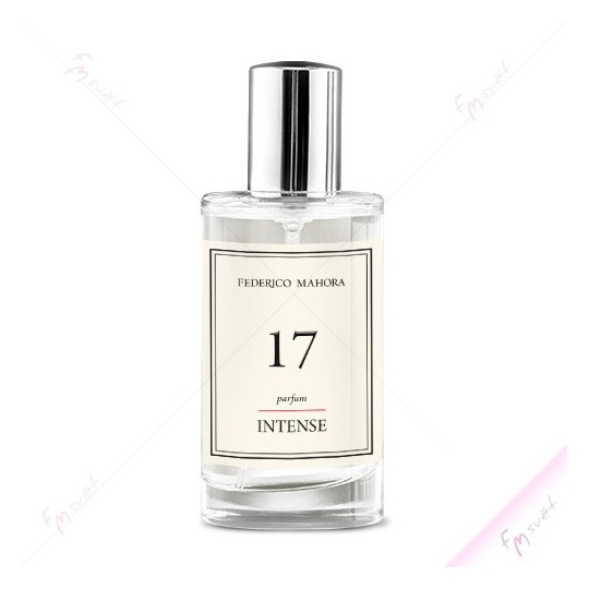 FM 17 - Dámský Parfém Intense (30%) (Paris Hilton - Paris Hilton)