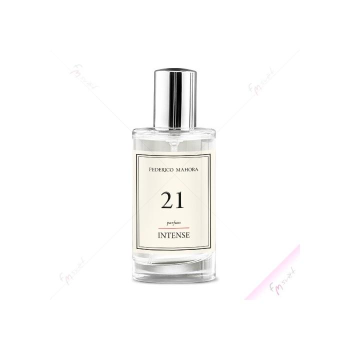 FM 21 - Dámský Parfém Intense (30%) (Chanel - No.5)