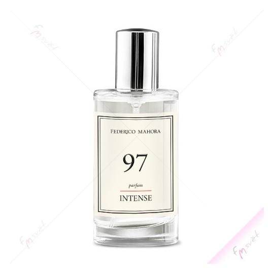 FM 97 - Dámský Parfém Intense (30%) (Gucci - Gucci Rush 2)