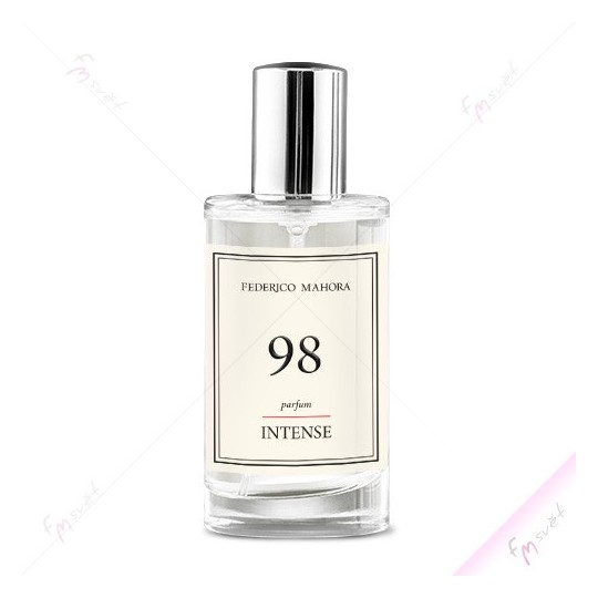 FM 98 - Dámský Parfém Intense (30%) (Mexx - Mexx Woman)