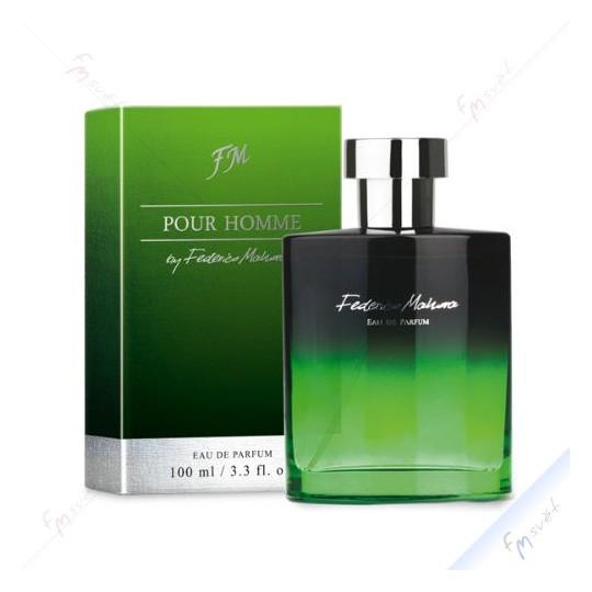 FM 326 - Pánský luxusní parfém (Hugo Boss - Boss Bottled Night)