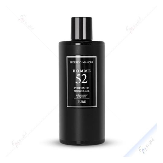 FM 52 - Pánský sprchový gel (Hugo Boss - Hugo Boss)