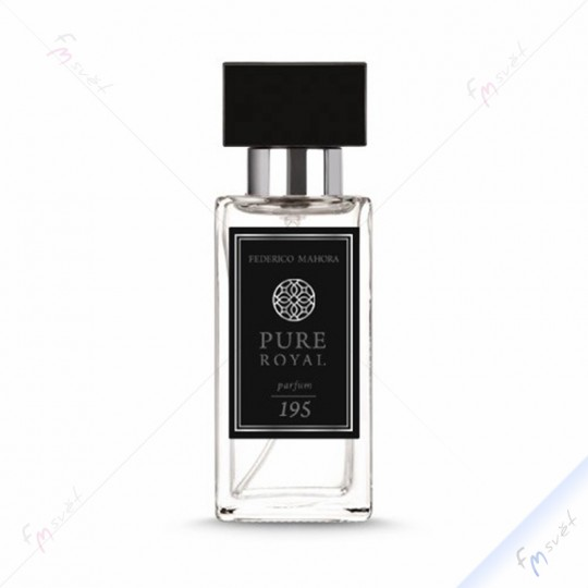 PURE ROYAL FM 195 - Pánský luxusní parfém (Dolce & Gabbana - The One for Men)