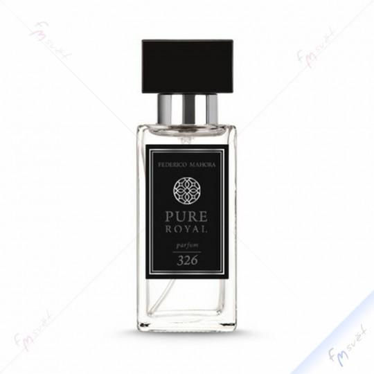 PURE ROYAL FM 326 - Pánský luxusní parfém (Hugo Boss - Boss Bottled Night)