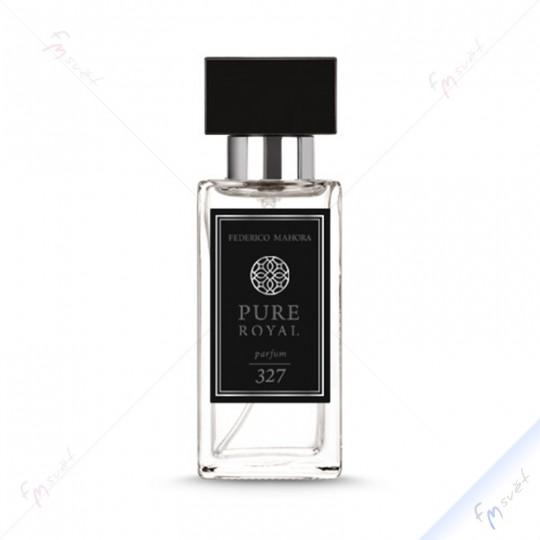 PURE ROYAL FM 327 - Pánský luxusní parfém (Chanel - Bleu de Chanel)