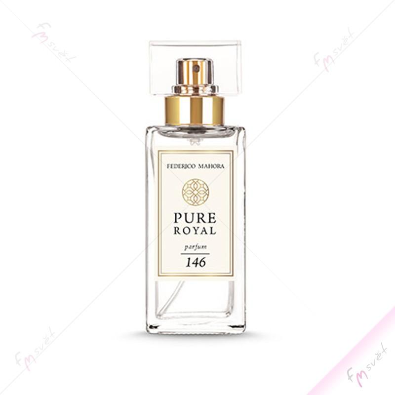 PURE ROYAL FM 146 - Dámský luxusní parfém (Lacoste - Lacoste Pour Femme)