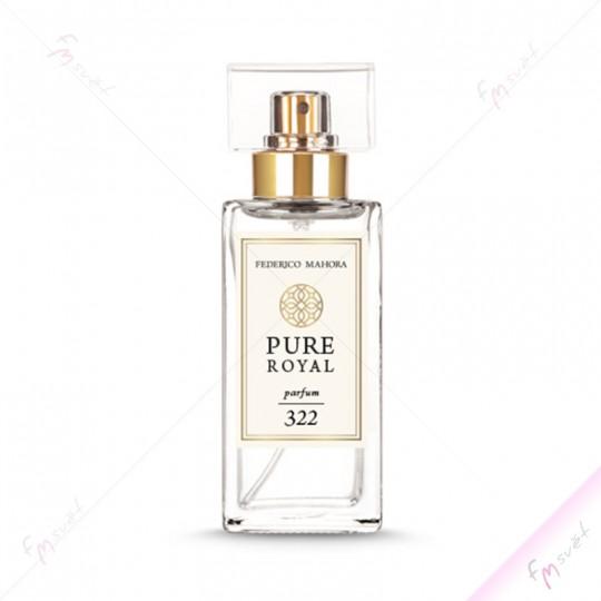 PURE ROYAL FM 322 - Dámský luxusní parfém (Chanel - Chance Eau Tendre)