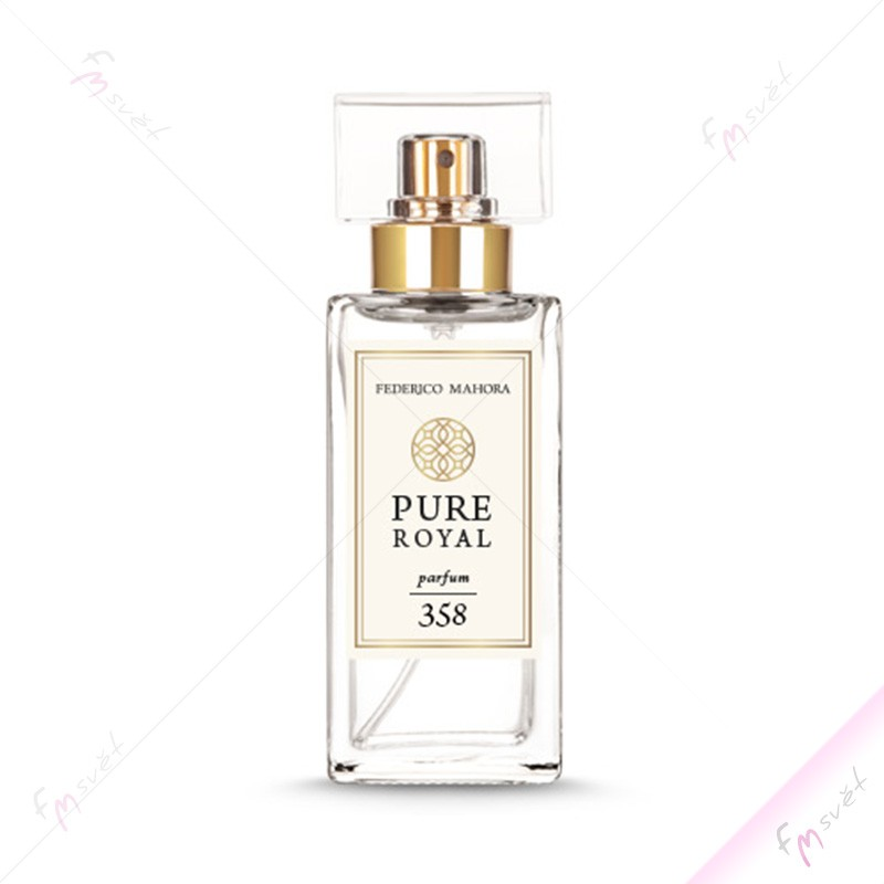 PURE ROYAL FM 358 - Dámský luxusní parfém (Yves Saint Laurent - Manifesto)